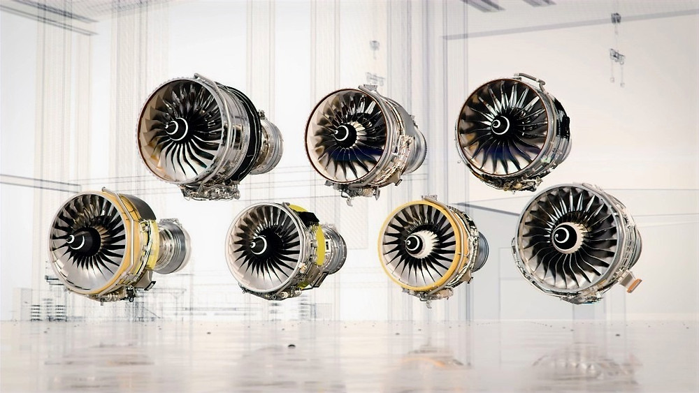 Rolls-Royce celebrates 25 years of Trent – and plans for its future
