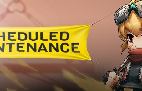 DECEMBER 6TH SCHEDULED MAINTENANCE