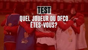 Test : Quel joueur du DFCO êtes-vous ?