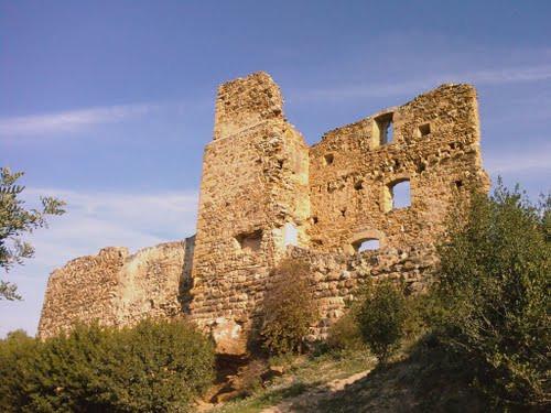 Castellciuró - Escaneo láser 3D
