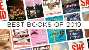 Jessica's Best Books of 2019