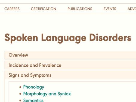 What Happens When Language Comprehension is a Problem?