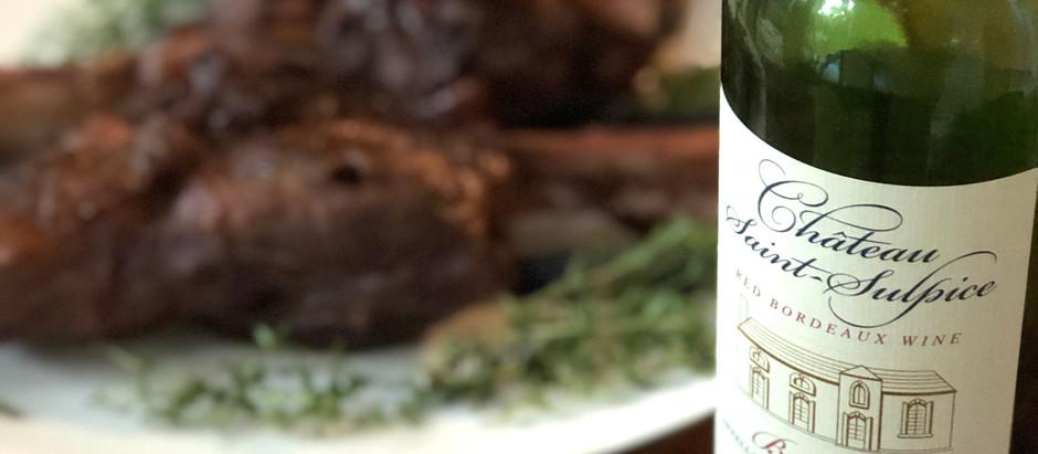 Spring Holidays Recipe : Braised Lamb