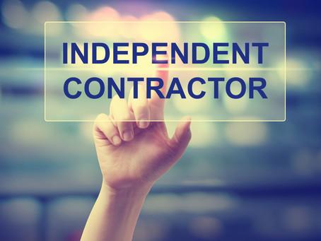 Will Independent Contractors Become Extinct?