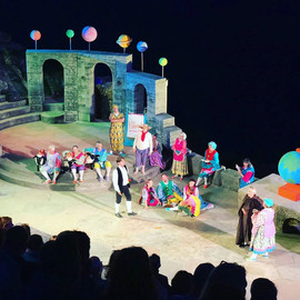 Candide at The Minack Theatre - Surrey Opera 2018