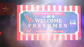[ 𝗪𝗘𝗟𝗖𝗢𝗠𝗘 𝗙𝗥𝗘𝗦𝗛𝗠𝗘𝗡 - 𝗞46! ] 🌿 Ngày hội chào đón Tân sinh viên K46