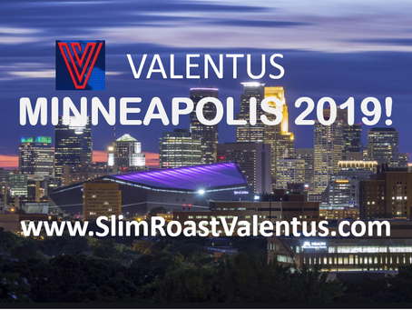 DISCOVER VALENTUS! SATURDAY AUGUST 26, 2019 MINNEAPOLIS MARRIOTT NORTHWEST