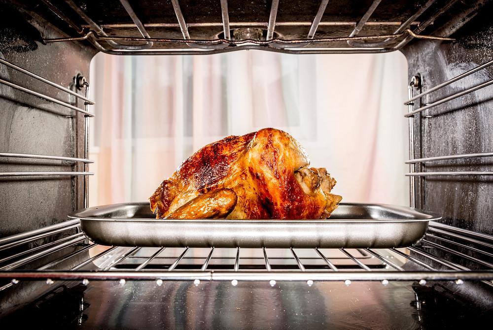 poulet rôti , poulet , cuisine ,