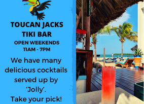 Delicious Cocktails by 'Jolly'