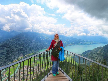 İsviçre/ Alpler/  INTERLAKEN