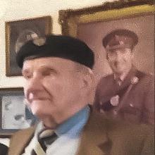 Maj (Retd) Joseph Hutchinson Hammerton late KOYLI