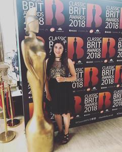 Classic BRIT Awards 2018