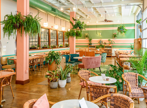 Dining Review of The Greenhouse