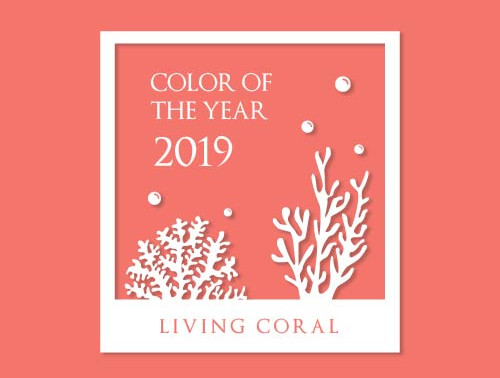 La couleur Pantone de l'année 2019
