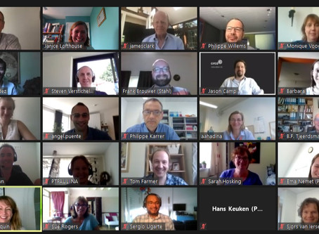 CHAMPION Project hosts virtual kick-off meeting