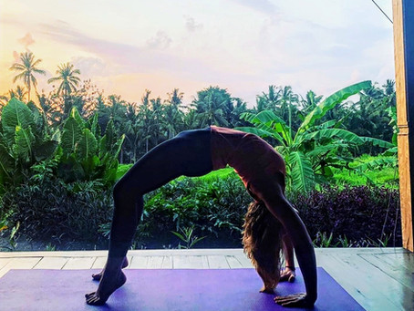 Meine Ausbildung zur Yogalehrerin auf Bali