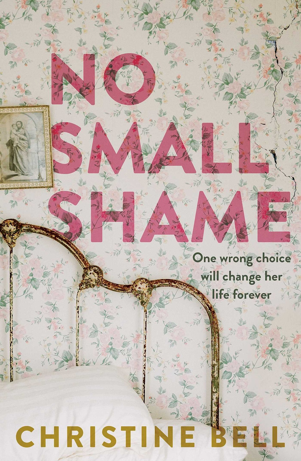 No Small Shame by Christine Bell thebookslut book reviews the bookslut