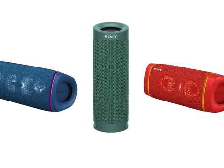 Sony SRS-XB43,SRS-XB33,SRS-XB23 Extra Bass Wireless Speakers Launched in India, sale from July 16