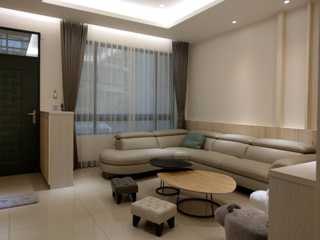Project : Qingsongshu Apartment,Taiwan