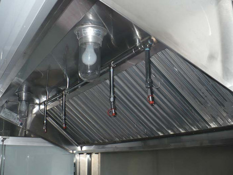 System Operation of KITCHEN KNIGHT II Restaurant Fire Suppression System