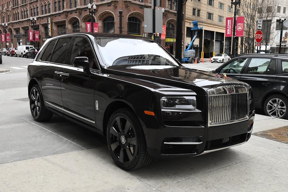 Rolls-Royce Cullinan | Rock Auto Club