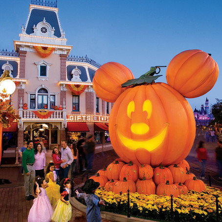 3 Awesome Walt Disney World Events to Attend This Holiday Season