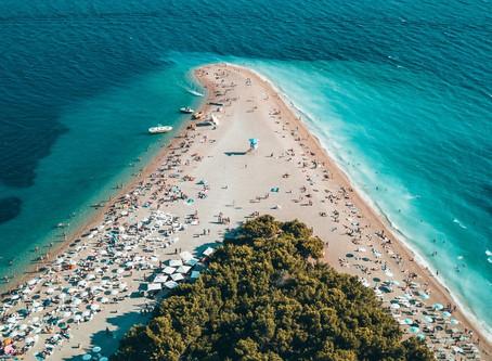 Island Hopping Croatia - Bol, Brac Island