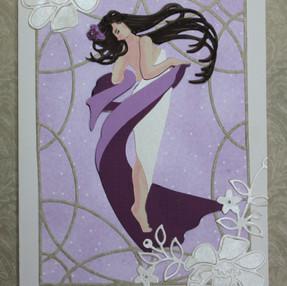 Art Nouveau Cards