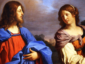 """Jesus' mother Mary speaks out: """"My relationship with God was abusive."""""""