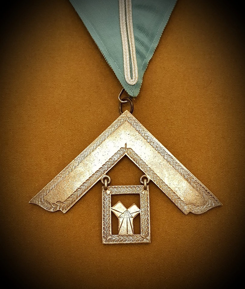 Don't expect perfection in a man because he is a Freemason.