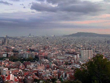 Flying solo: 3 dagen Barcelona