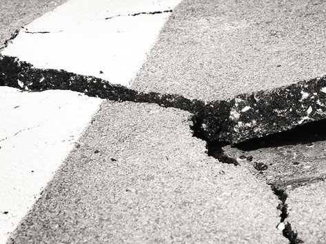 What is pavement crack sealing?