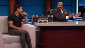 Rick Brown joins post team to relaunch Steve Harvey's talk show in LA.