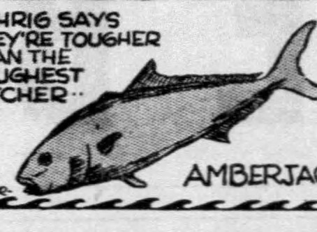 Lou Gehrig, Angler (Part 3)