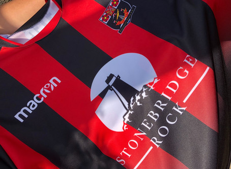 New kit is in for Fareham  Vikings U11's