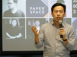 GUEST SPEAKER @ PAPERSPACE MEMBER EVENT