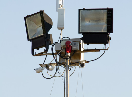 Case Study: Temporary CCTV solution on a construction site
