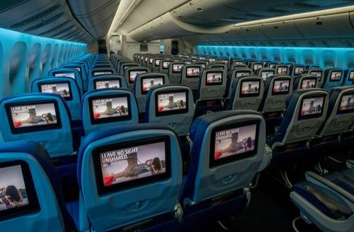 Delta Air extends middle seat blocks through March 30