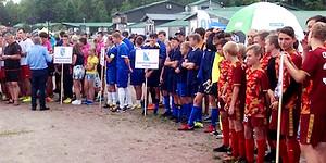 Спортивный праздник в 47-м регионе в День физкультурника