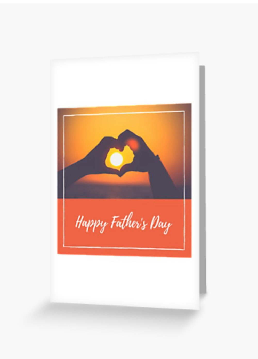 Father's day card design by chelledavies. Sold on Redbubble.