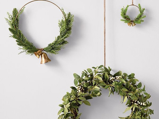 Inspiration Board: Christmas Decoration - Part. One