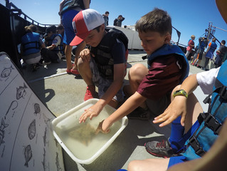 Marine Science Camp Sessions and Dates!