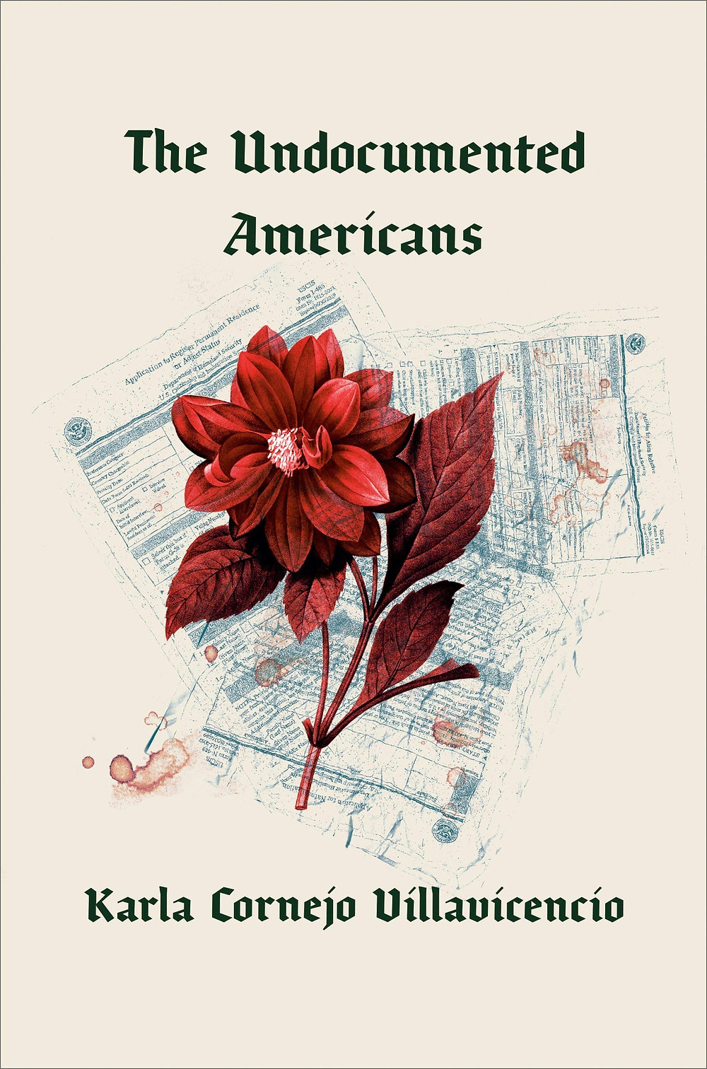 The Undocumented Americans by Karla Cornejo Villavicencio thebookslut book reviews interviews the bookslut