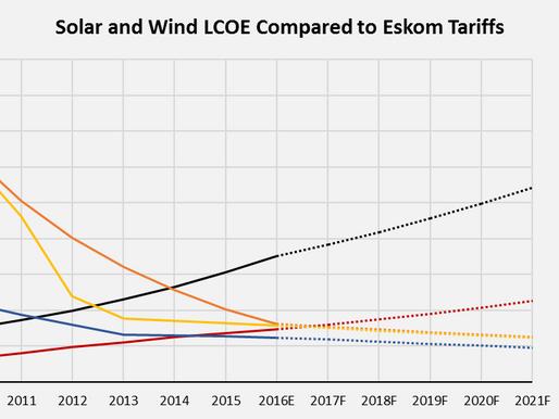 Will Eskom avoid the utility death spiral?