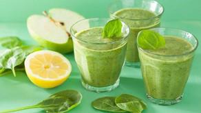 Zdravě osvěžující nápoj zjablek