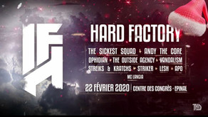 THD Events: Hard Factory [22.02.20]