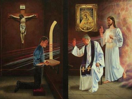 Penitential Services and Confessions in preparation for Christmas