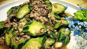 欖菜肉鬆勝瓜