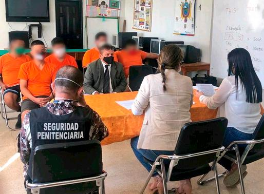SNAI aplicará plan piloto para el retorno progresivo de visitas en las cárceles del país