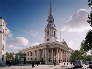 St Martin-in-the-Fields Groups & Travel Trade Showcase